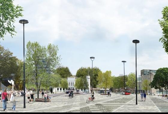 Stadsgesprek over het nieuwe Stadsforum