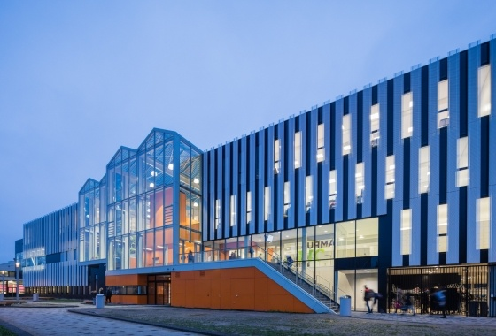 Architectuur in de Kijker | Campus 013