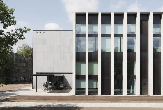 Architectuur in de Kijker | Excursie onderwijsgebouw CUBE