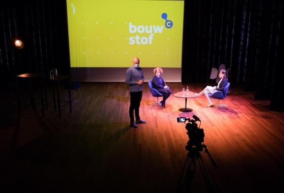 BOUWSTOF | talkshow 10 november