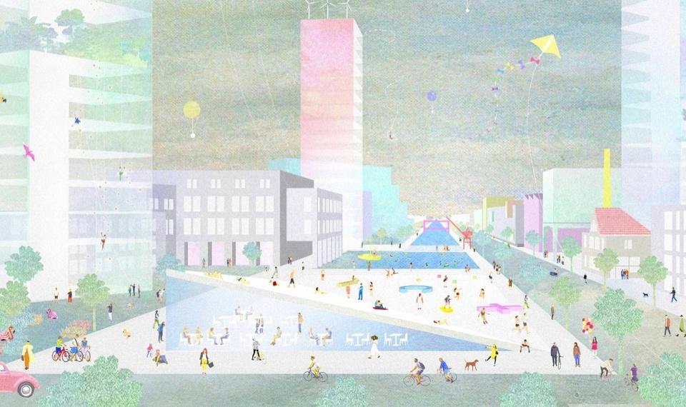 Posterwedstrijd de ideale buurt maken we samen *AVAILABLE IN ENGLISH