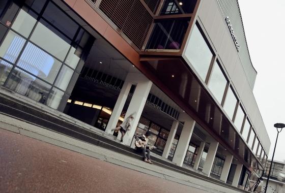Ontwerpestafette: De concertzaal Tilburg van de toekomst