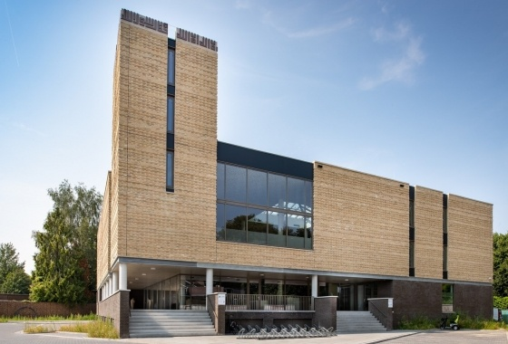 Architectuur in de Kijker | Rondleiding El-Feth Moskee Tilburg